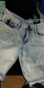 Buffalo David Bitton parker shorts slimfit
